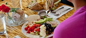 Clubhouse Sandwich & Cobb Salad